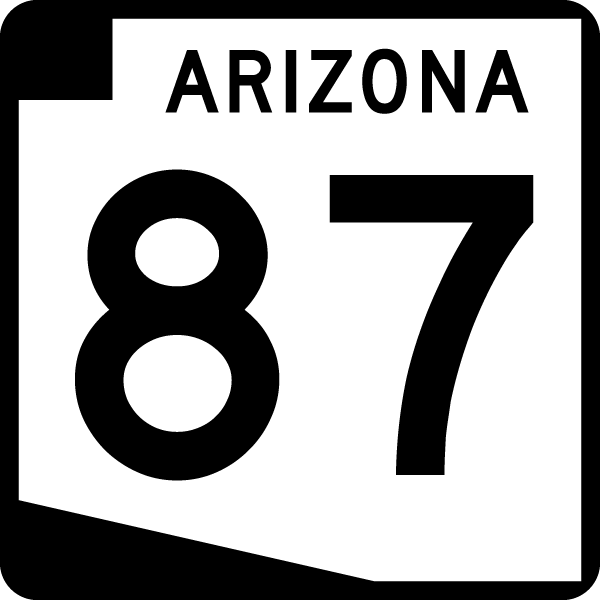 Highway 87 South
