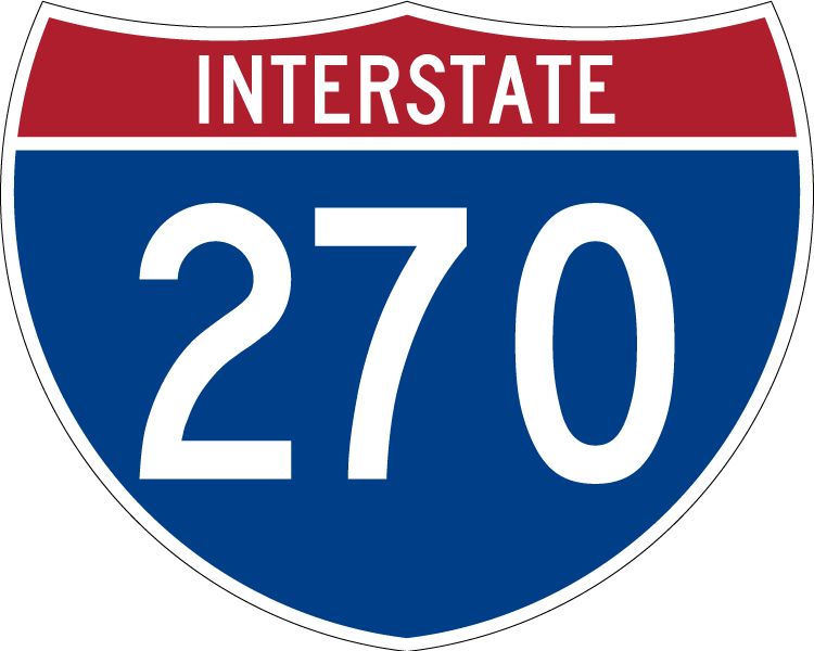 Interstate 270 East